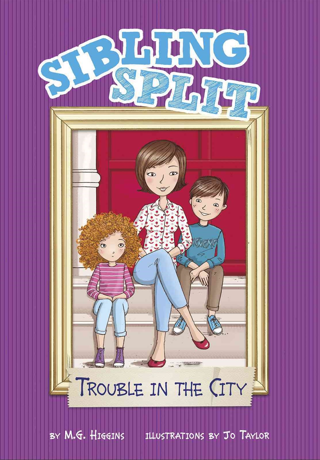 Sibling Split: Trouble in the City