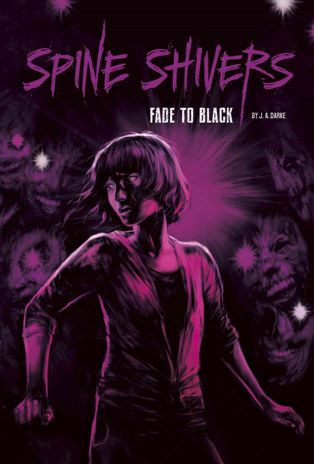 Spine Shivers: Fade to Black