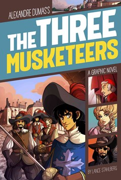 Graphic Novel: The Three Musketeers