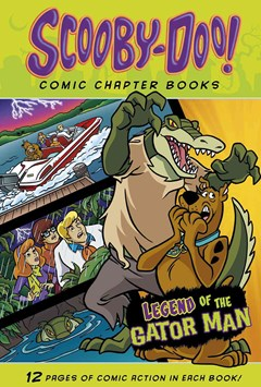 Scooby-Doo Comic Chapter Books: Legend of the Gator Man