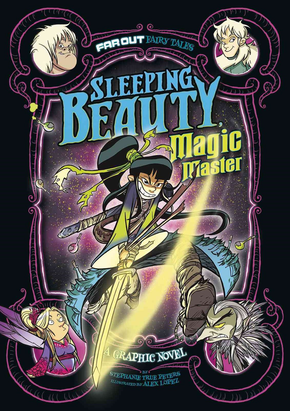 Far Out Fairy Tales: Sleeping Beauty Magic Master