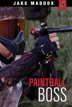 Jake Maddox JV: Paintball Boss