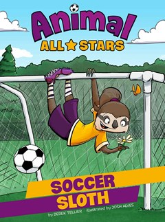 Animal All-Stars: Soccer Sloth