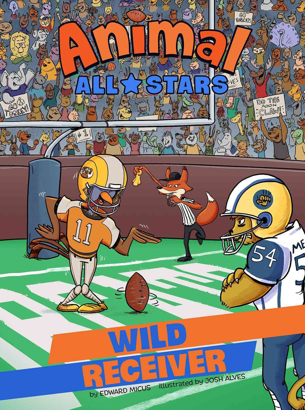 Animal All-Stars: Wild Receiver