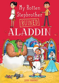 My Rotten Stepbrother Ruined: Aladdin