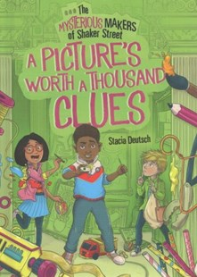 A Picture's Worth a Thousand Clues - Children's Fiction Intermediate (5-7)