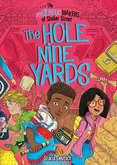 Hole Nine Yards: The Mysterious Makers of Shaker Street
