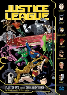 Justice League: Injustice Gang and the Deadly Nightshade by Derek Fridolfs, Tim Levins (9781496551665) - PaperBack - Children's Fiction Older Readers (8-10)