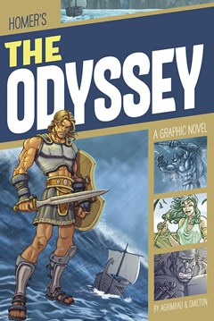 Graphic Revolve: The Odyssey