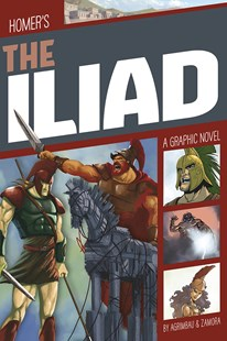 Graphic Revolve: The Iliad by Diego Agrimbau, Marcelo Zamora (9781496555847) - PaperBack - Children's Fiction Classics