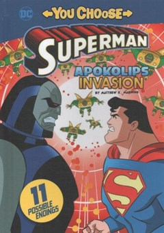 Apokolips Invasion