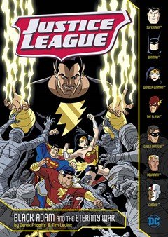 Justice League: Black Adam and the Eternity War
