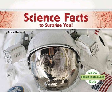 Science Facts to Surprise You! by Grace Hansen (9781496613196) - PaperBack - Non-Fiction Animals