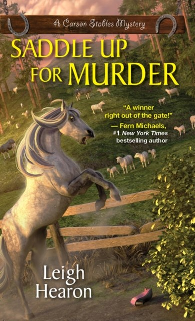 (ebook) Saddle Up For Murder