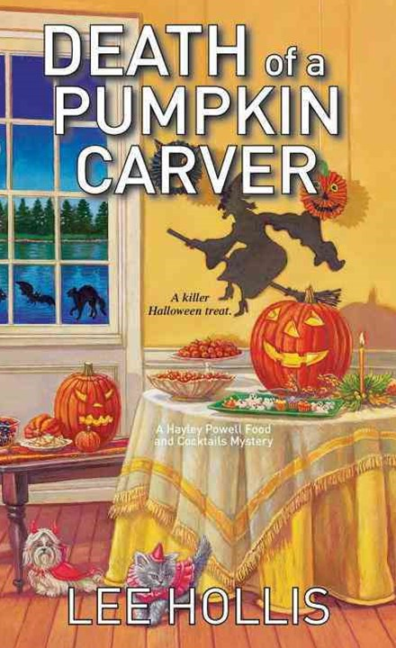 Death of a Pumpkin Carver