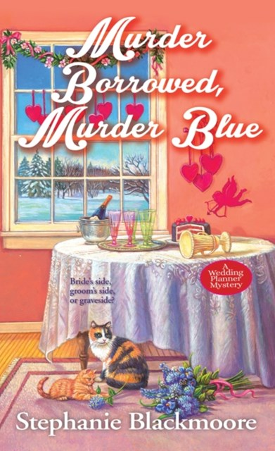 (ebook) Murder Borrowed, Murder Blue