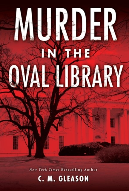 (ebook) Murder in the Oval Library