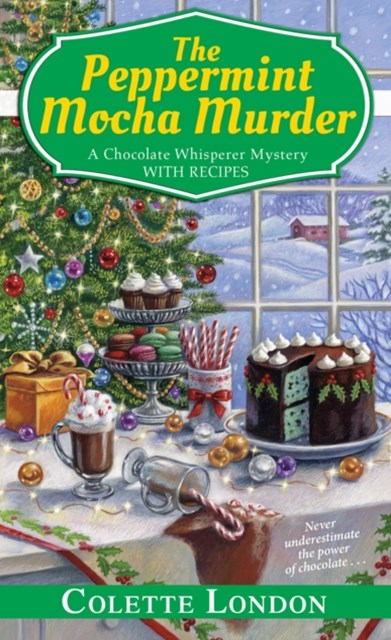 (ebook) Peppermint Mocha Murder