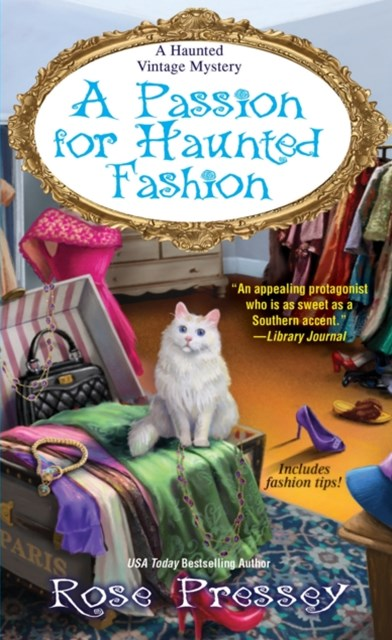 Passion for Haunted Fashion
