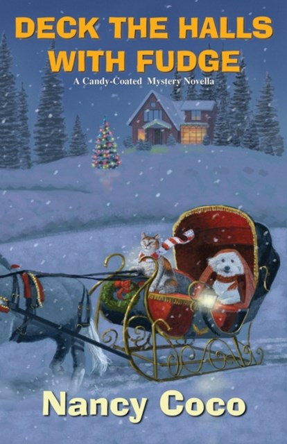 (ebook) Deck the Halls with Fudge