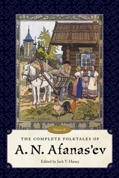 (ebook) The Complete Folktales of A. N. Afanas
