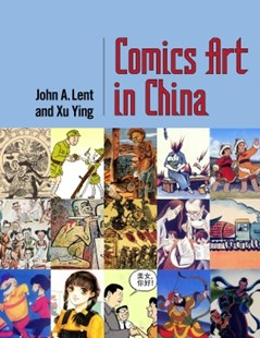 (ebook) Comics Art in China - Modern & Contemporary Fiction Literature