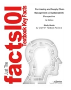 (ebook) Purchasing and Supply Chain Management, A Sustainability Perspective