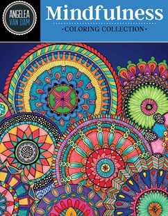 Hello Angel Mindfulness Coloring Collection by Angelea Van Dam (9781497201408) - PaperBack - Picture Books