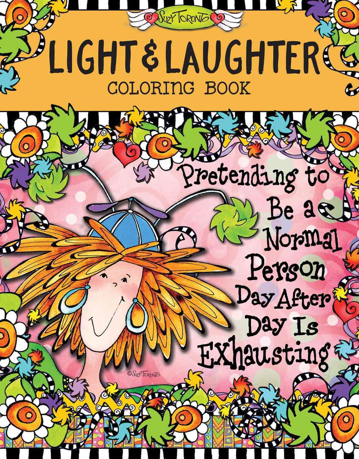 Light and Laughter Coloring Book