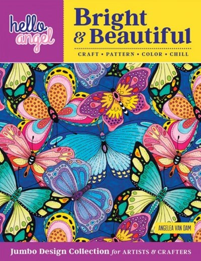 Bright & Beautiful Jumbo Design Collection for Artists & Crafters