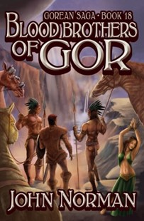 (ebook) Blood Brothers of Gor - Adventure Fiction Modern