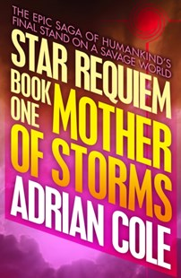 (ebook) Mother of Storms - Science Fiction