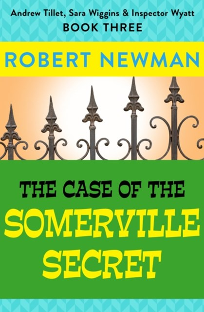 (ebook) The Case of the Somerville Secret