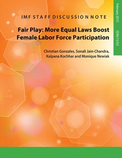 (ebook) Fair Play::More Equal Laws Boost Female Labor Force Participation - Business & Finance Ecommerce