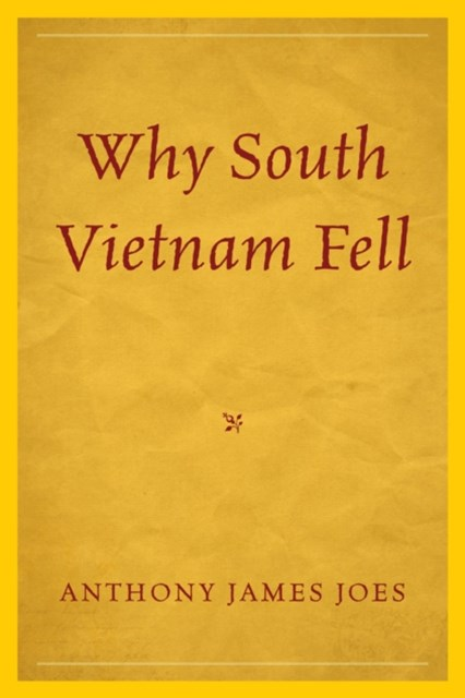 (ebook) Why South Vietnam Fell