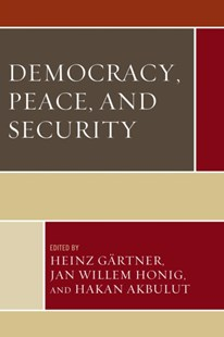 (ebook) Democracy, Peace, and Security - Politics Political Issues