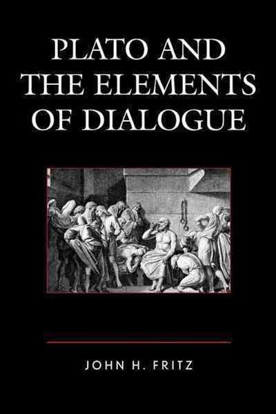 Plato and the Elements of Dialogue