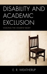 (ebook) Disability and Academic Exclusion - Social Sciences Sociology