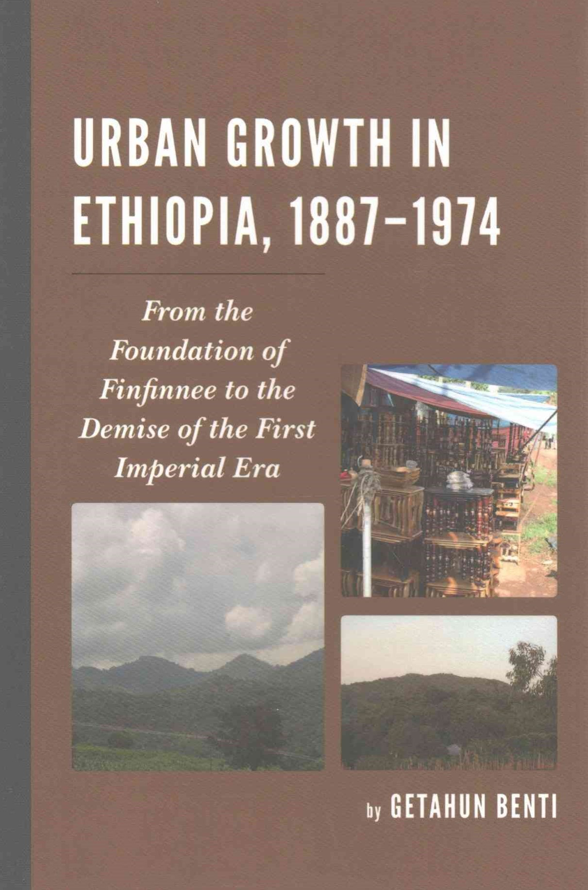 Urban Growth in Ethiopia, 1887-1974