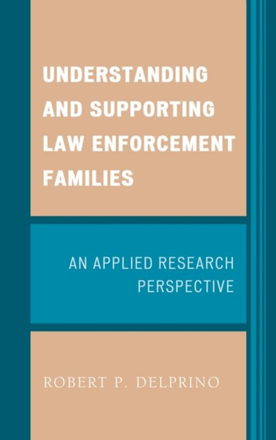 (ebook) Understanding and Supporting Law Enforcement Families