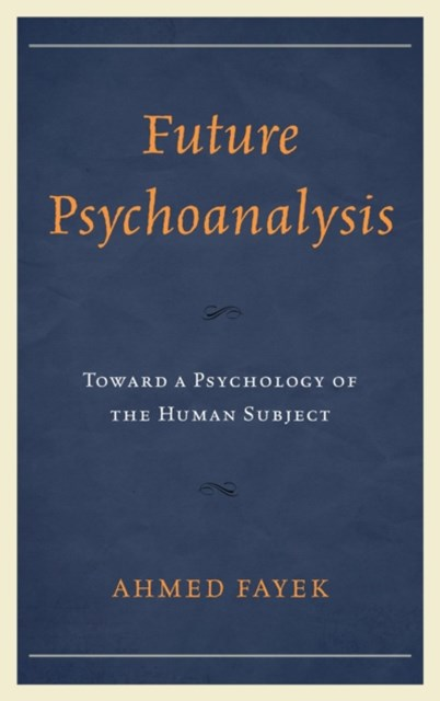 Future Psychoanalysis