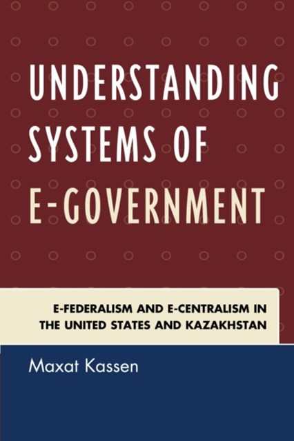 (ebook) Understanding Systems of e-Government