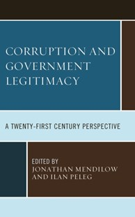 (ebook) Corruption and Governmental Legitimacy - Politics Political Issues