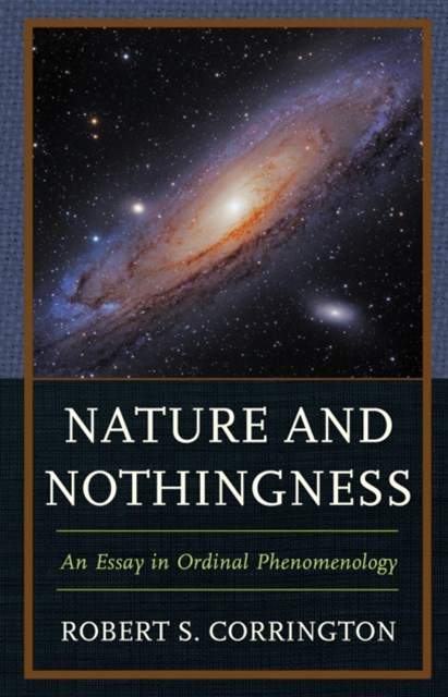 (ebook) Nature and Nothingness