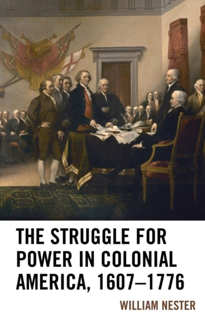 (ebook) Struggle for Power in Colonial America, 1607-1776