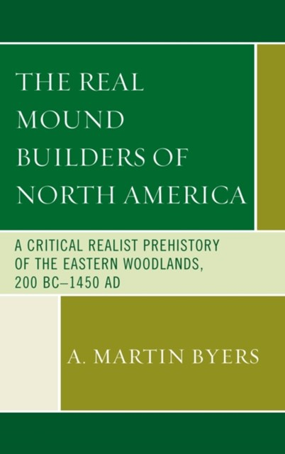 (ebook) Real Mound Builders of North America