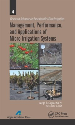 (ebook) Management, Performance, and Applications of Micro Irrigation Systems
