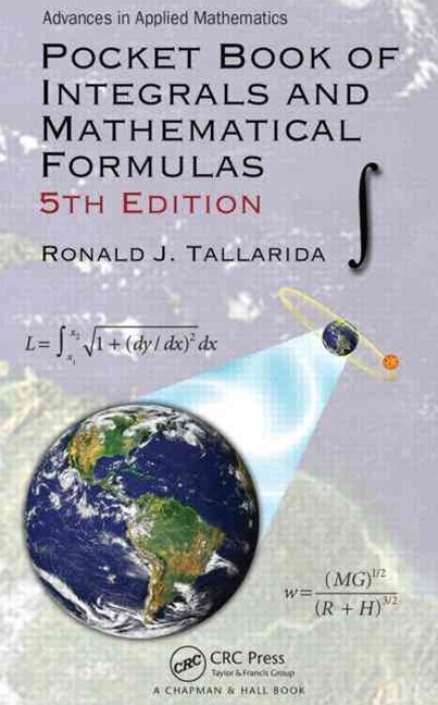 Pocket Book of Integrals and Mathematical Formulas