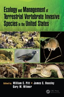 (ebook) Ecology and Management of Terrestrial Vertebrate Invasive Species in the United States - Pets & Nature