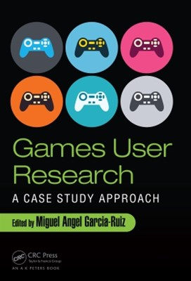 (ebook) Games User Research